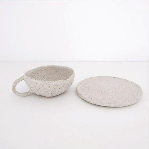 Dinner Set, handmade ceramic from Barcelona. Shop Online