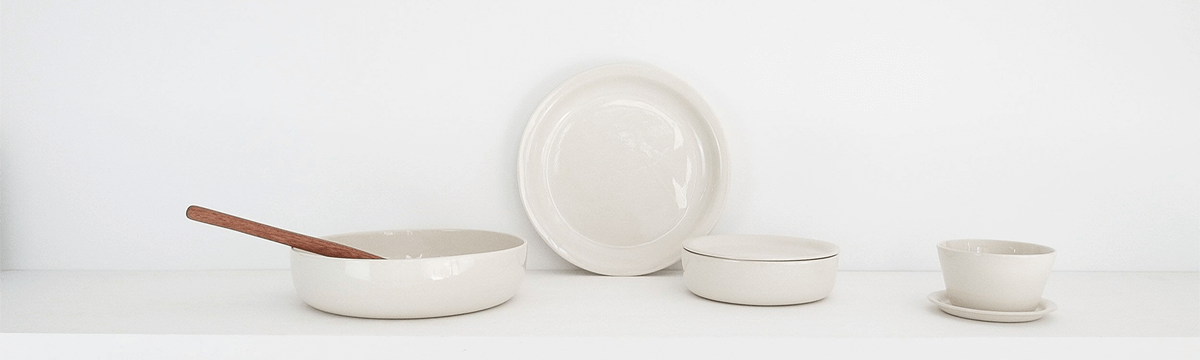 Dinner Set, handmade ceramic in Barcelona. Shop Online