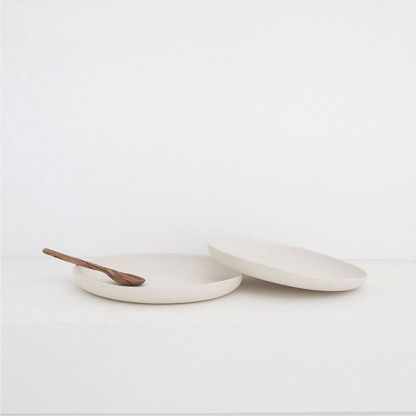Beautiful handmade plates with minimal and organic shapes. Tableware Collections · Shop Online