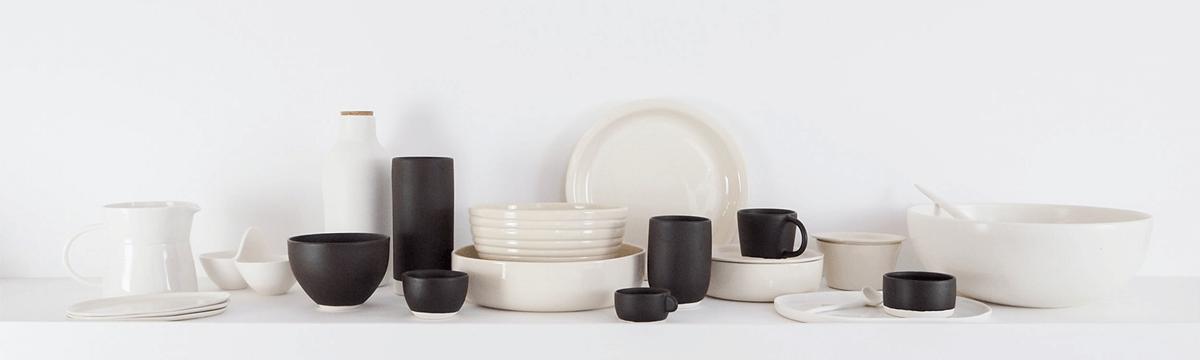 Dinnerware, online store. Redwoods handmade ceramic in Barcelona