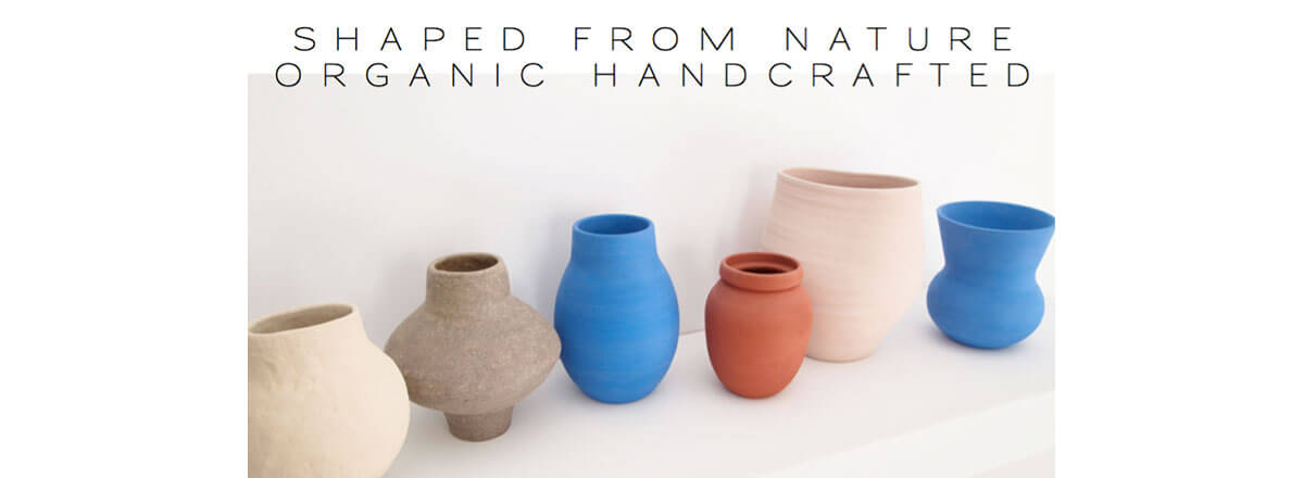 Mesopotamia Collection | Working in the RedWoods handmade ceramic
