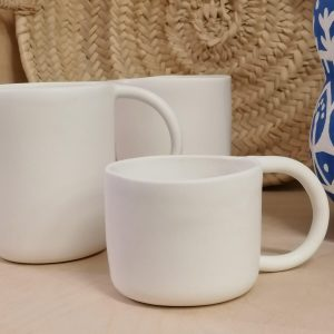 porcelain coffee mugs small size