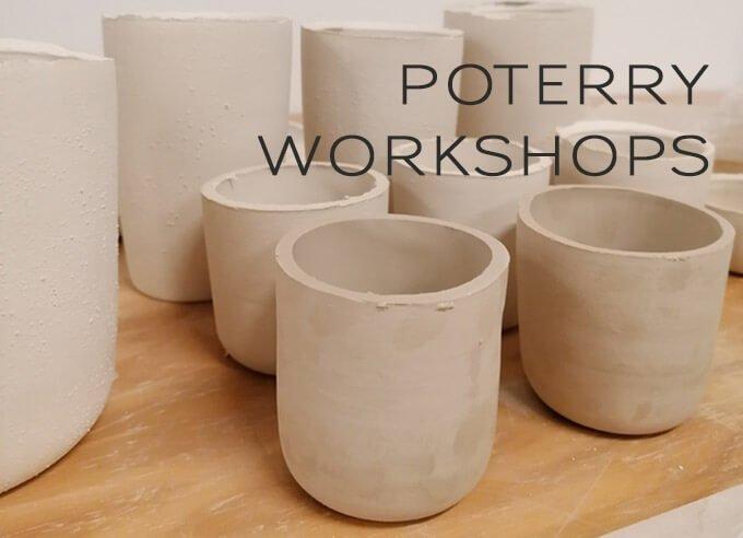 Poterry Workshops in Barcelona
